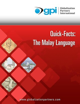 Malay Language Quick Facts