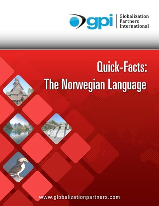 Quick Facts: The Norwegian Language