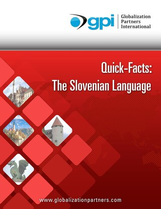Quick Facts: The Slovenian Language