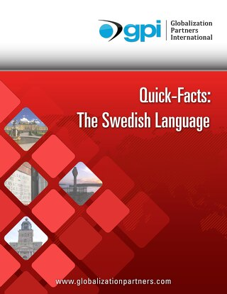 Quick Facts: The Swedish Language