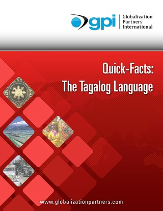 Tagalog Language Quick Facts