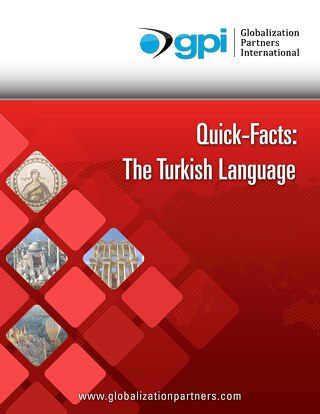 Quick Facts: The Turkish Language