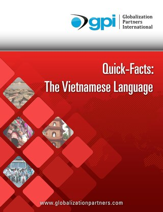 Quick Facts: The Vietnamese Language