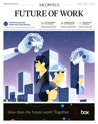 Future of Work II Special Report 2016
