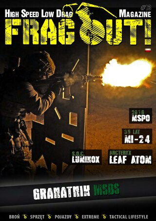 Frag Out! Magazine #13 PL