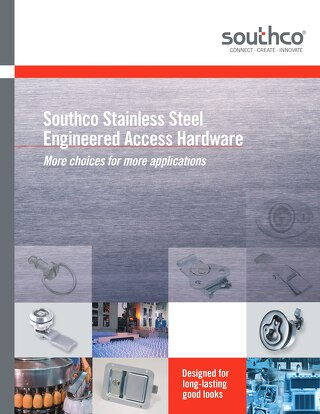 Stainless Steel Access Hardware Solutions
