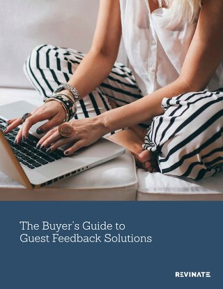 The Buyer's Guide to Guest Feedback Solutions