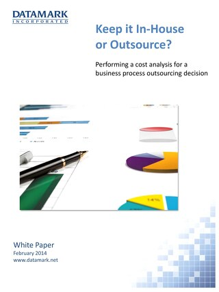 Keep it In-House or Outsource?