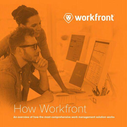 How Workfront