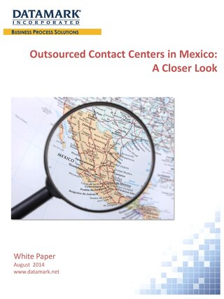 Outsourced Contact Centers in Mexico: A Closer Look