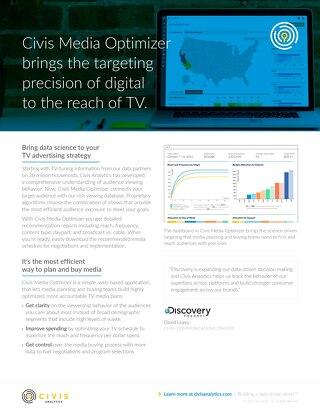 Civis Media Optimizer