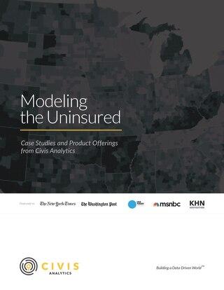 Modeling the Uninsured