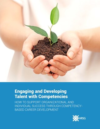 Engaging and developing talent with competencies