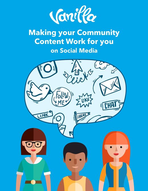 Making Your Community Content Work For You on Social Media