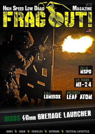 Frag Out! Magazine #13