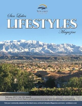 Sun Lakes Lifestyles February 2017
