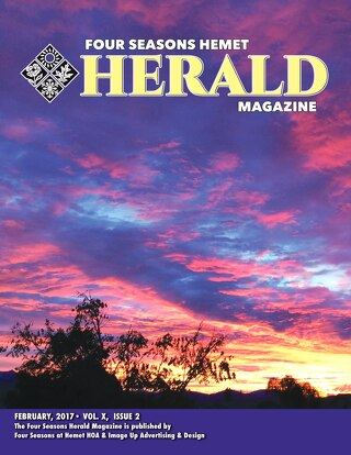 Four Seasons Hemet Herald February 2017
