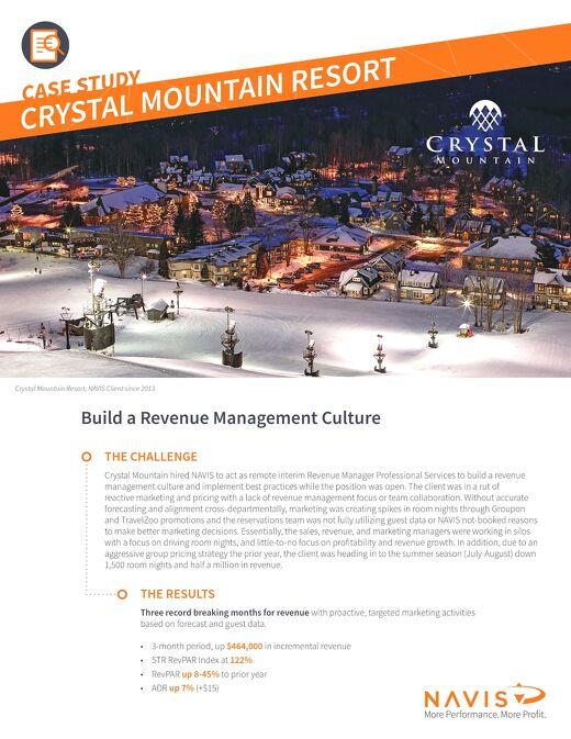 Crystal Mountain Case Study
