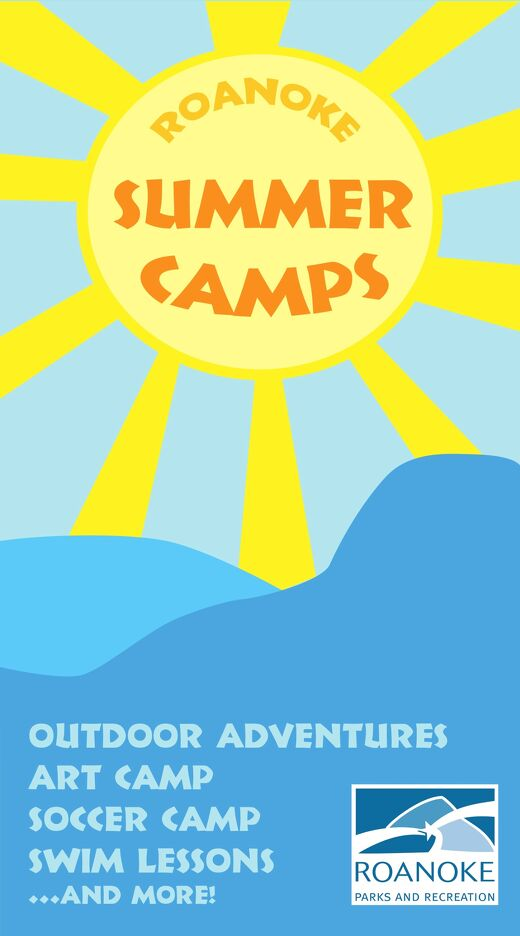 Summer Camps 2017 - Roanoke Parks and Recreation