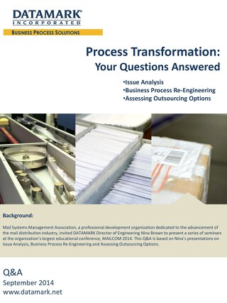 Process Transformation: Q&A