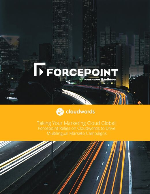 Forcepoint Success Story