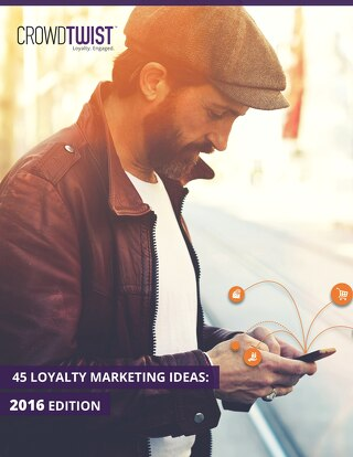 45 Loyalty Marketing Idea