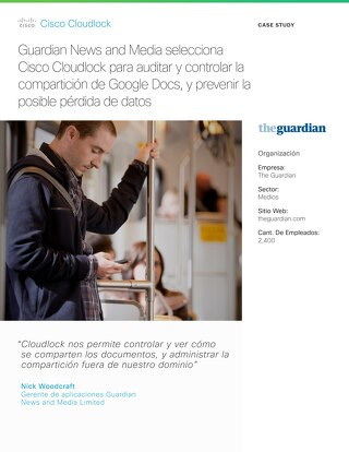 The Guardian Case Study – Spanish