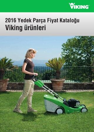 2016 Yedek Parca Katalogu - Viking Urunleri