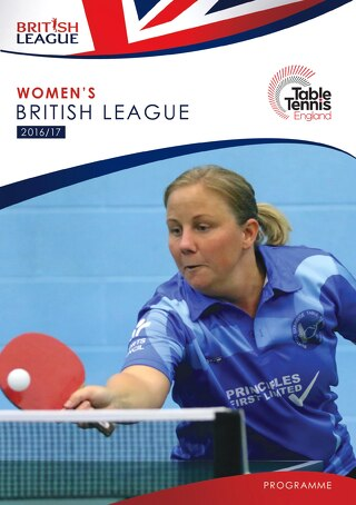 Women's British League 2016-17 Weekend 2