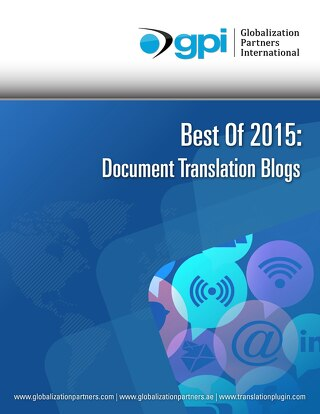 Best of 2015 Blogs - Document Translation