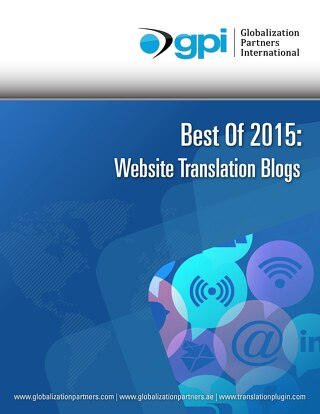 Best of 2015 Blogs - Website Translation