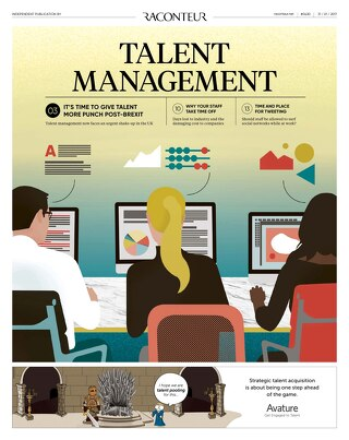 Talent Management Special Report 2017