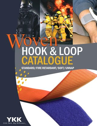 YKK Standard Woven Hook and Loop Catalog