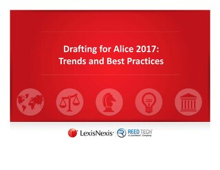 Webinar Slides - Drafting for Alice
