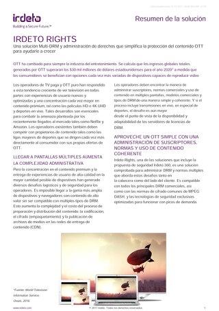 Rights de Irdeto