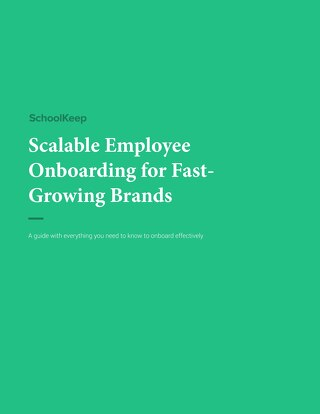 Scalable Employee Onboarding