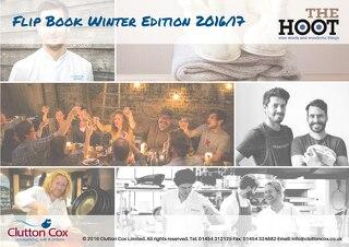 The HOOT | Flip Book Winter 2016/2017