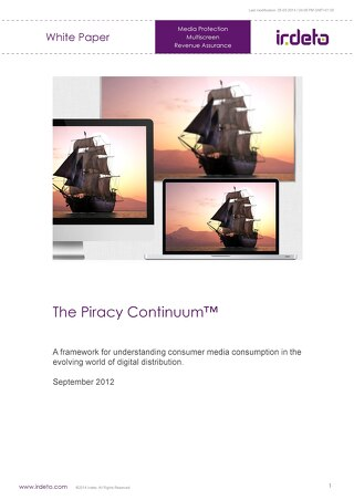 White paper: The piracy continuum