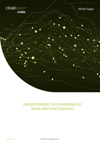White paper: The advantages of white-box cryptography