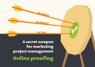 Online Proofing: A Marketer's Secret Weapon
