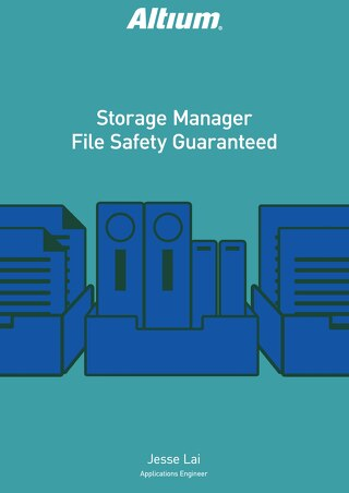 Storage Manager File Safety Guaranteed