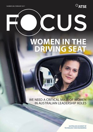 Focus 200: Women in the driving seat - we need a critical mass of women in Australian leadership