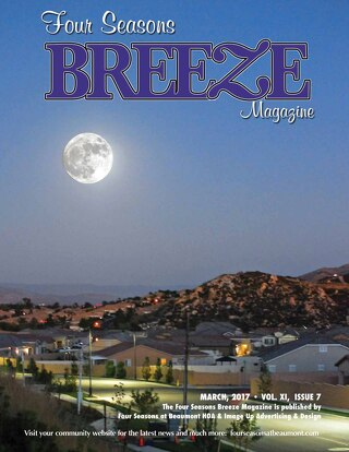 Four Seasons Beaumont Breeze March 2017
