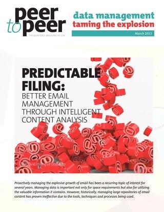Article: Predictable Filing