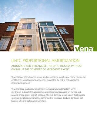 Vena LIHTC Proportional Amortization
