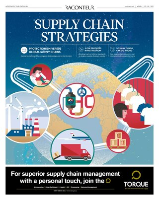 Supply Chain Strategies Special Report 2017