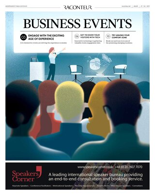 Business Events Special Report 2017