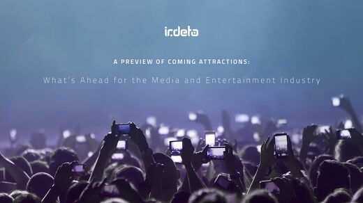 E-book: A preview of coming attractions - What's ahead for the Media & Entertainment Industry