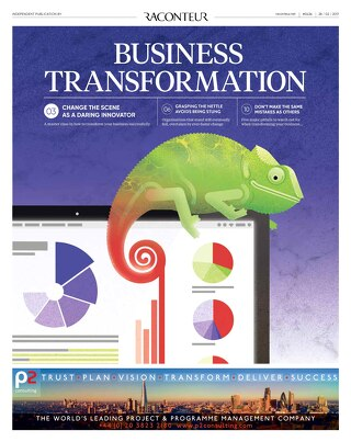 Business Transformation Special Report 2017