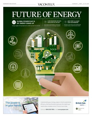 Future of Energy Special Report 2017